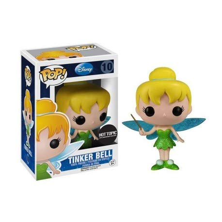 FunKo pdf00005598 – Pop – Disney – Peter Pan – Die Fee Clochette – Dust Version ()