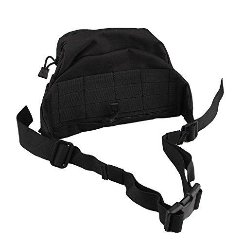 hoaey Outdoor Sports Camping Taille Fanny Pack Bum Gürtel Tasche Beutel Bag Travel Hip Geldbeutel D