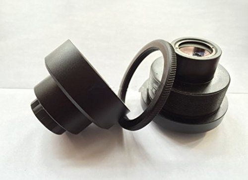 C-mount GOWE 0.5X/Olympus adaptador cámara microscopio