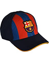 Casquette - Collection officielle - FC BARCELONE - Supporter BARCA - BARCELONA Football Liga Espagne - Taille enfant