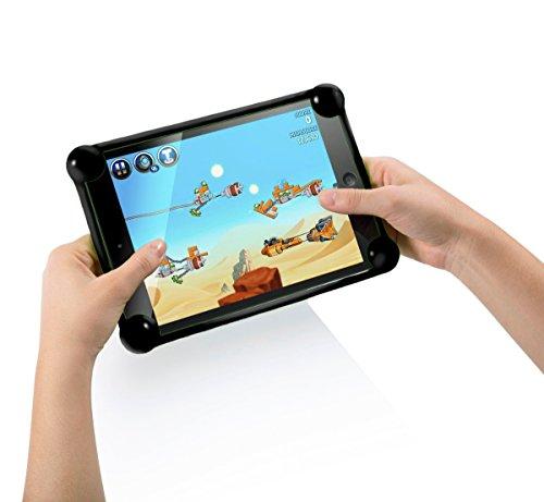 Tablet hülle tablethülle hülle für Tablet kompatibel mit Tablets in jeder Größe kompatibel mit allen Tablets des Marktes schwarz