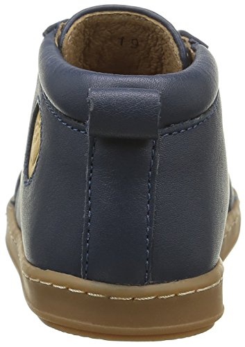 Shoo Pom Bouba Pad, Chaussures Premiers Pas Bébé Garçon Bleu (Savage Dark Blue)