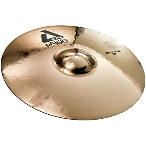 Paiste Alpha Brilliant Ride 20 Pollici Rock - Paiste Piatti Ride
