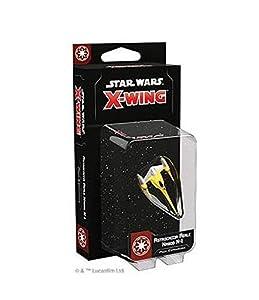 Asmodee Italia - Star Wars X-Wing Astrocaccia Royal N-1 de Naboo expansión Juego de Mesa con espléndidas miniaturas, Color, 9963
