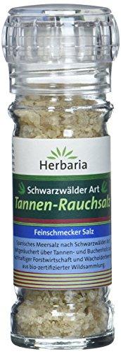 Herbaria Tannen-Rauchsalz Mühle, 2er Pack (2 x 100 g)