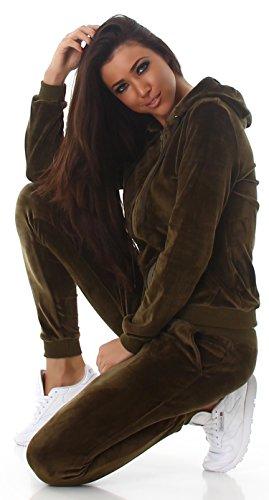 Jela London - Survêtement - Femme Brit Green