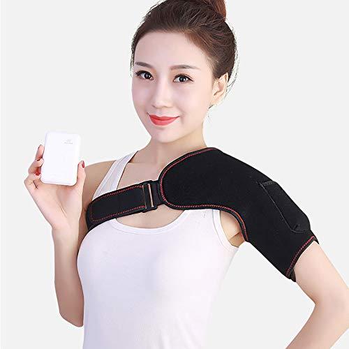 ZWPY Heizauflagen, Nacken/Schulter Heizkissen mit Heizfunktion und Wiederaufladbar für Die Durchblutungsförderung und Warm Halten