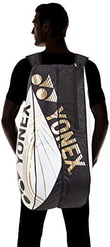Yonex Schlägertasche Pro Racket Thermobag 6er weiß