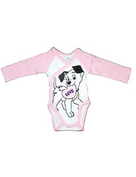 Unbekannt Disney 101 Dalmatiner Mädchen Baby Body Langarm