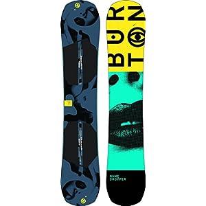 Burton Herren Freestyle Snowboard Name Dropper 151 2018 Snowboard