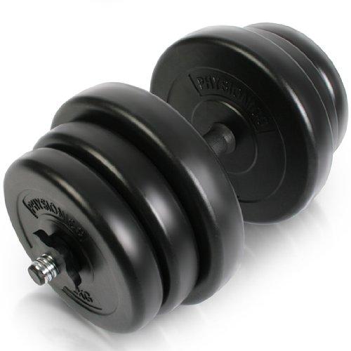 Haltère court - 20 kg