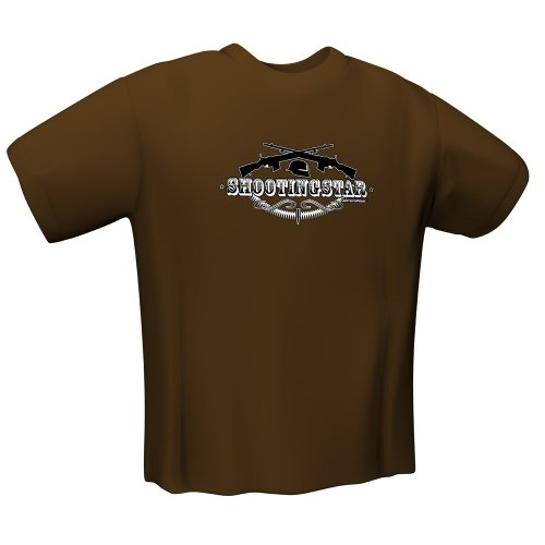 T-Shirt ShootingStar brown Gr. S
