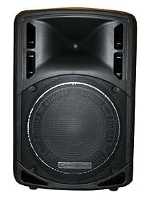 """König PA-SMP1502 Enceintes de sonorisation professionnelles 15"""" avec 2 voies 800 W"""