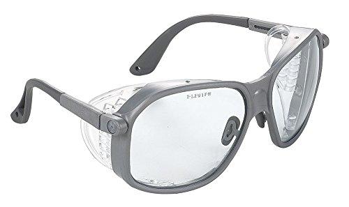 Univet 501 Labor Schutzbrille mit klaren Gläsern