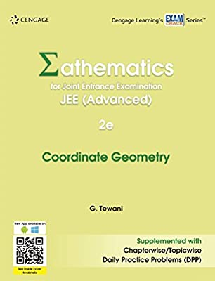 Mathematics for Joint Entrance Examination JEE Advanced - Coordinate Geometry