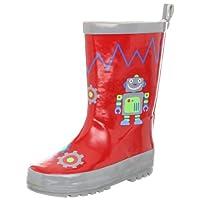 Stephen Joseph Robot Boys Rainboot UK 5