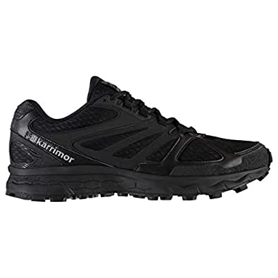 Karrimor Mens Tempo 5 Trail Running Shoes Lace Up