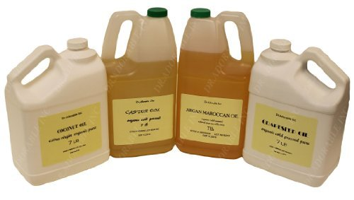 Isopropyl Myristate IPM Lotion and soap additives by Dr.Adorable 128 fl.oz/1 Gallon/7 Lb