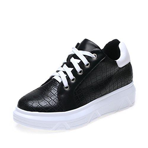 La version coréenne de chaussures plates/Les souliers/Flâneur/Chaussures de Conseil A