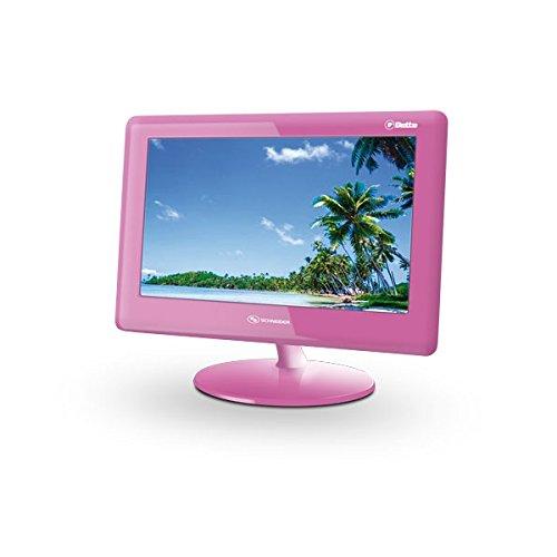 Schneider Betta 901 PVR Pink - Televisor (22,86 cm (9