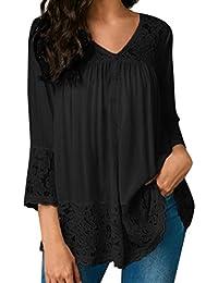 precio atractivo 60% barato venta outlet Amazon.es: blusas baratas - Mujer: Ropa
