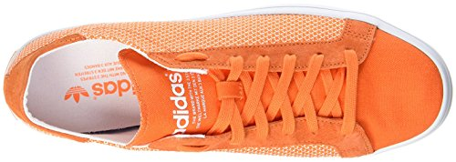 Orange Court Vantage Herren top Adidas weiß Low 8CqSw81