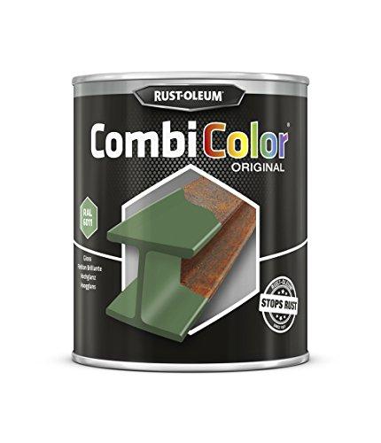 Rust-Oleum 7335.0.75combicolor Original, Superior Metall Schutz, direkt auf Rost, green-ral Resedagrün 6011