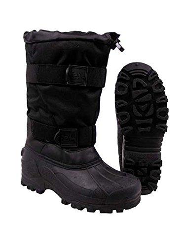 Bottes grand froid noires Noir