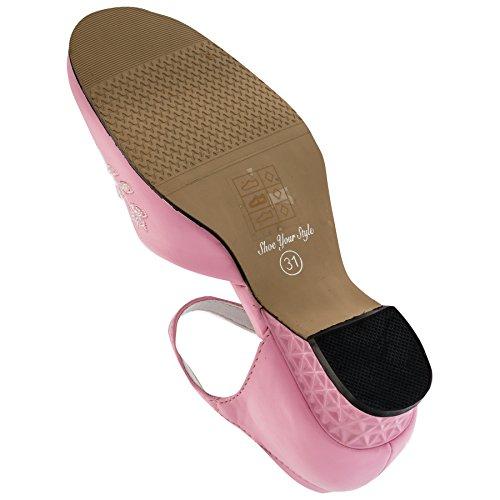 Unbekannt - Sneaker Bambina Multicolore (#700 Rosa)