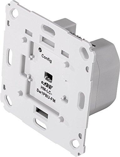 Preisvergleich Produktbild HomeMatic Funk-Schaltaktor 1-fach für Markenschalter, Unterputzmontage