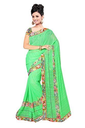 Reshmi Sarees Synthetic Saree (Rs5007_Multi-Coloured)
