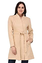 Owncraft Fawn Wool Coat