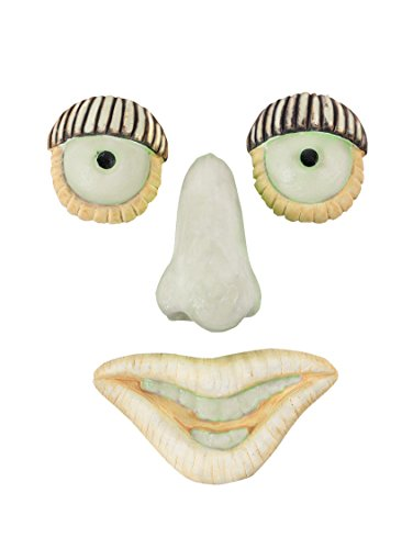 Red Carpet Studios Baum-Gesicht, leuchtet im Dunkeln, Mann mit großer Nase