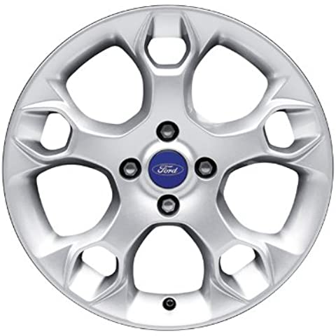 Ford Fiesta rueda de aleación de 1759892(17y–Frozen color blanco