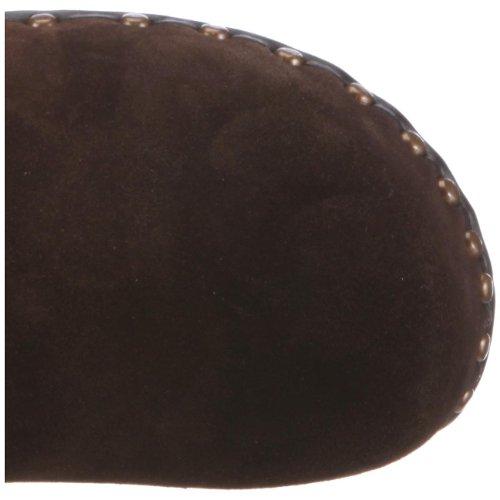 Berkemann 00426 Trend Toeffler, Damen Stiefel Braun (Espresso)