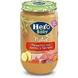 Hero Baby Menestra de Verduras Jamón y Ternera - 235 g