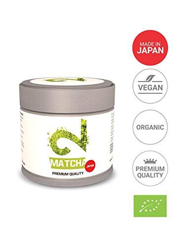 DUAL Matcha Tea Japan | Grado culinario | Té Matcha