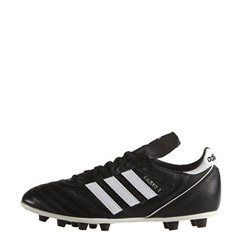adidas Originals - Kaiser 5 Liga, Scarpe da calcio da uomo (BLACK/RUNWHT)
