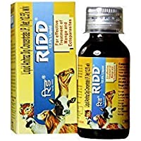 PETCARE Dog Lovers Ridd Anti-Tick and Flea Solution Controller (60 ml)