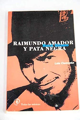 Raimundo Amador y pata negra por Luis Clemente