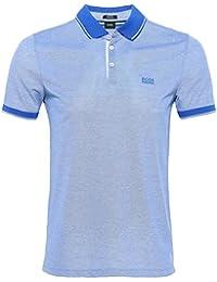 HUGO BOSS - Polo - polo prout bleu