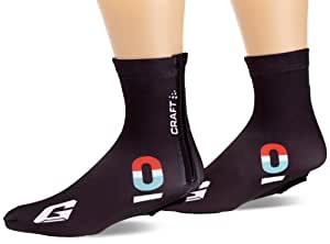 Craft Radioshack Men's Overshoes Lycra multi-coloured Team Size:FR : L/XL (Taille Fabricant : L/XL)