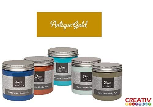 reidefarbe, 230ml, Antique Gold ()