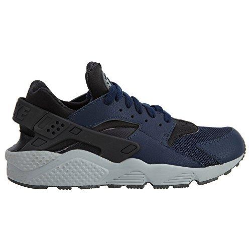 Nike Herren Air Huarache Turnschuhe midnight navy dark ash