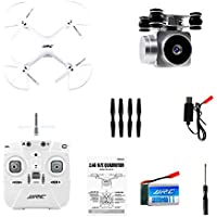 Price comparsion for Fenteer RC Drone Quadcopter with 720P HD Camera WiFi FPV Altitude Hold RTF RC Drones WiFi Live Feed Altitude Hold 20 Minutes Flying Time White