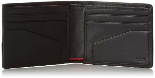 Best tumi backpack in India 2020 Tumi Men's Alpha Double Billfold, Black, One Size Image 6