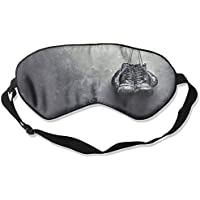 Sleep Eye Mask Boxing Gloves Lightweight Soft Blindfold Adjustable Head Strap Eyeshade Travel Eyepatch preisvergleich bei billige-tabletten.eu