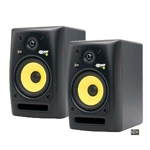 KRK Rokit RP6 G2 Monitor Speakers (Pair)
