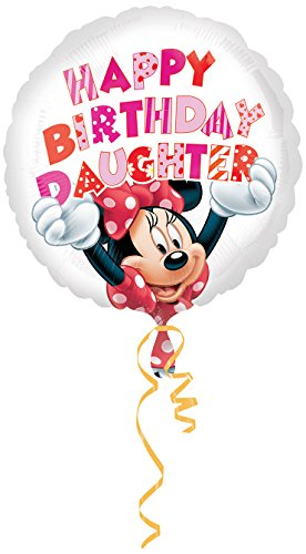 Amscan - Globos Minnie Mouse (2863301)