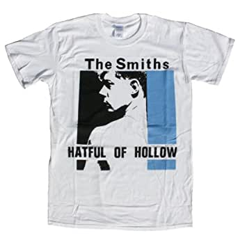 The Smiths Unisex T-shirt: Hatful Of Hollow. (YL)